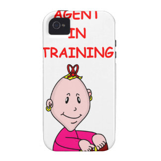 AGENT VIBE iPhone 4 COVER