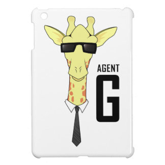 Agent G for Giraffe iPad Mini Covers