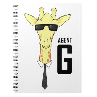 Agent G for Giraffe Notebooks
