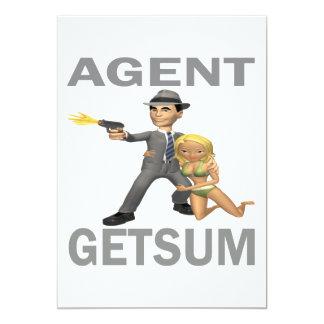 Agent Get Sum Card