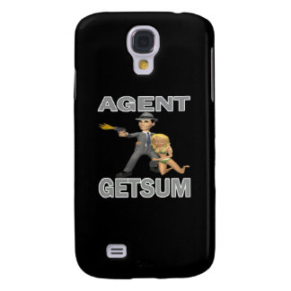 Agent Get Sum Galaxy S4 Cover