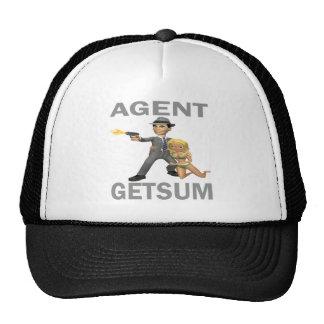 Agent Get Sum Trucker Hat