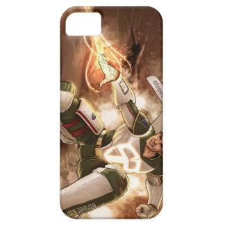 Agent Hackett iPhone SE/5/5s Case