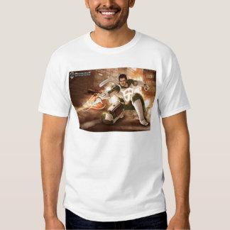 Agent Hackett T-shirt