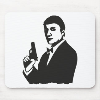Agent Mouse Pad