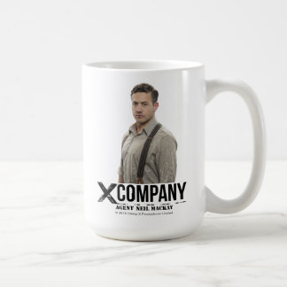 Agent Neil Mackay Coffee Mug