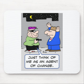 agent of change mugger mouse pad