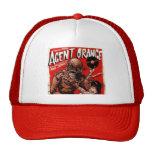 """Agent Orange """"Creature"""" Punk Hat Skate"""