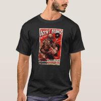 "Agent Orange ""Creature"" Punk T-Shirt"