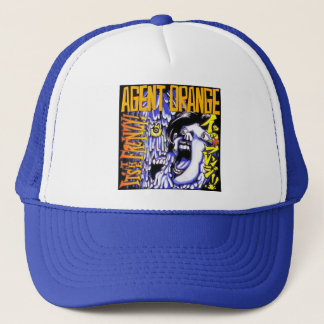 "Agent Orange ""Frenzy 2"" Punk Hat Skate"