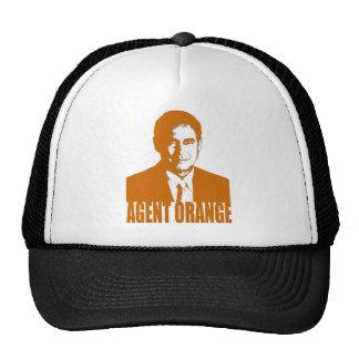 Agent Orange Gorro De Camionero