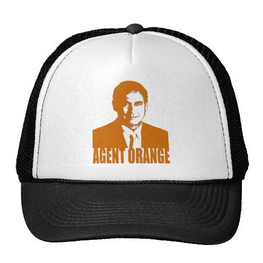 Agent Orange Hats