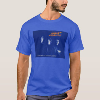 "Agent Orange ""Living In Darkness"" Punk T-Shirt"