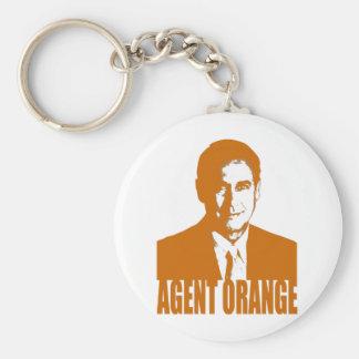 Agent Orange Llaveros Personalizados