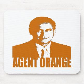 Agent Orange Mouse Pad