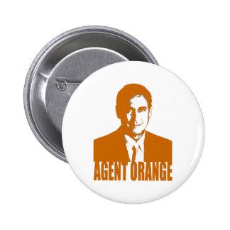 Agent Orange Pins