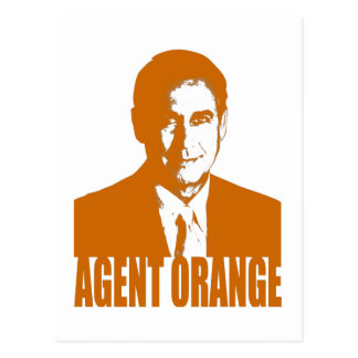 Agent Orange Post Card