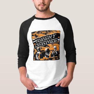 "Agent Orange ""Punk Army"" Jersey Skater Skate T-shirt"