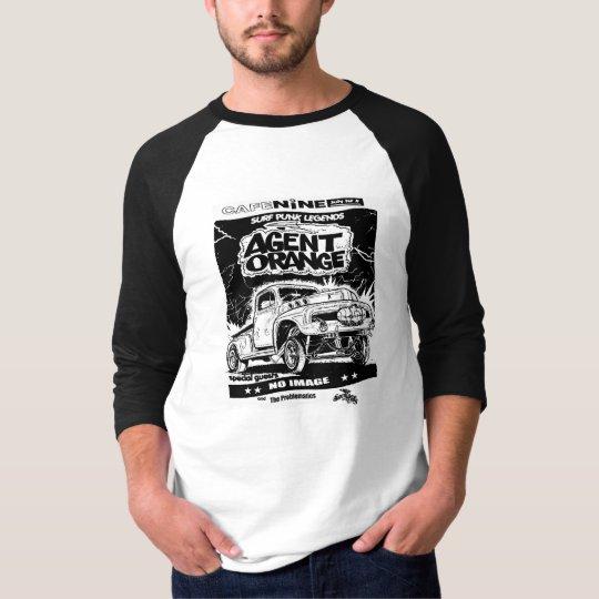 "Agent Orange ""Rat Rod"" Jersey Punk Skater T-Shirt"