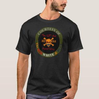 Agent Orange - Skull and Crossed Bones T-Shirt