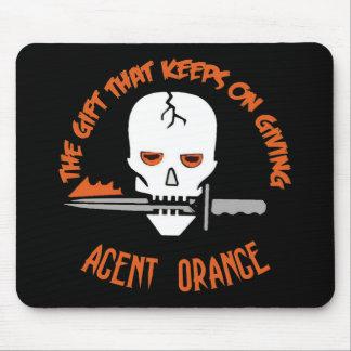 Agent Orange The Gift DARK Mouse Pad