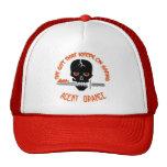 Agent Orange The Gift LIGHT Mesh Hats