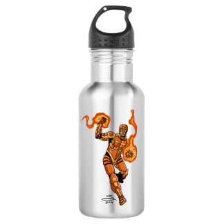 Agent Orange Water Bottle