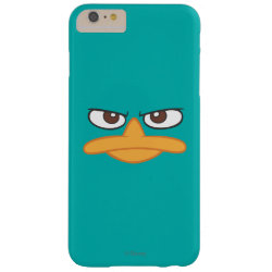 Case-Mate Barely There iPhone 6 Plus Case with Agent P of Phineas and Ferb Face design