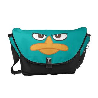 Agent P Courier Bag