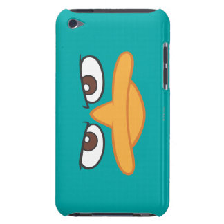 Agent P Face iPod Case-Mate Case
