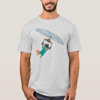 Agent P Flying T-Shirt