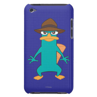 Agent P Pose iPod Touch Case-Mate Case