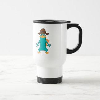 Agent P Pose Mugs