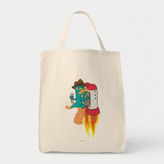Agent P Rocket Pack Canvas Bags