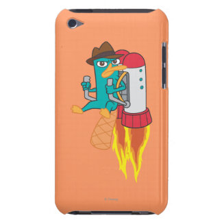Agent P Rocket Pack iPod Touch Case