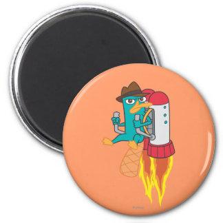 Agent P Rocket Pack Magnet