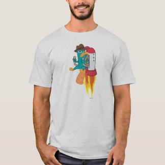 Agent P Rocket Pack T-Shirt