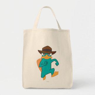 Agent P Running Canvas Bag