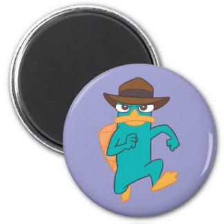 Agent P Running Magnet