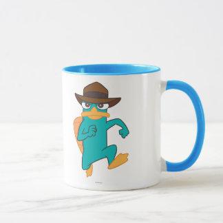 Agent P Running Mug