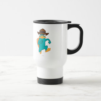 Agent P Running Travel Mug