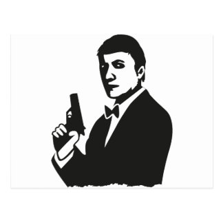 Agent Post Card