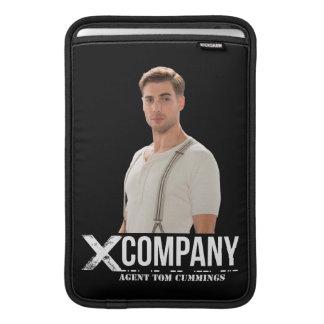 Agent Tom Cummings Sleeve For MacBook Air