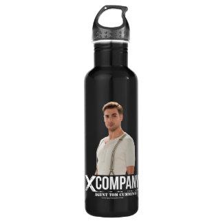 Agent Tom Cummings Stainless Steel Water Bottle