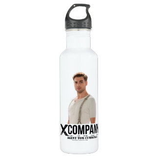 Agent Tom Cummings Water Bottle