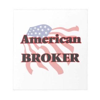 Agente americano bloc