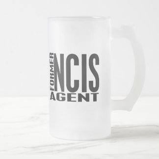 Agente anterior de NCIS Taza De Cristal