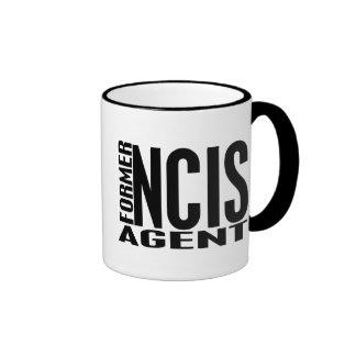 Agente anterior de NCIS Taza De Dos Colores
