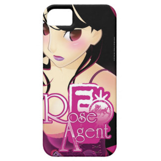 Agente color de rosa - caso de Barely There del iPhone 5 Carcasas