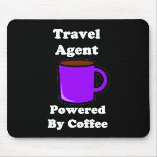 """""""Agente de viajes"""" accionado por el café Tapete De Raton"""